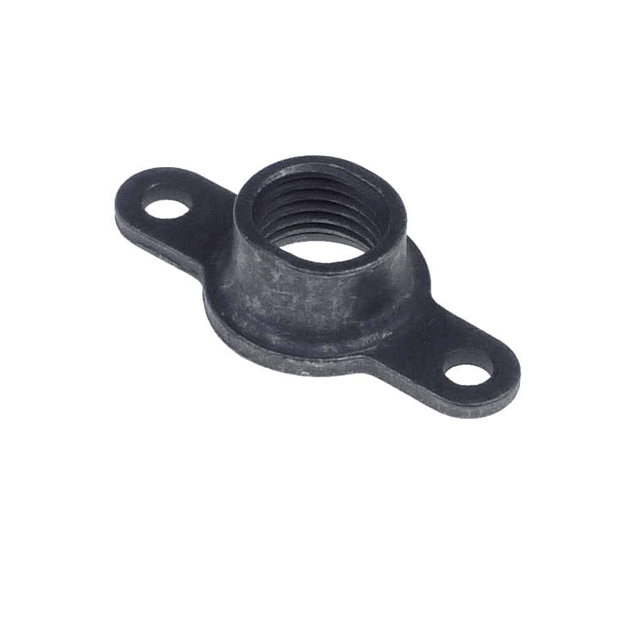 .3750-24 UNJF-3B fixed anchor nut two lugs
