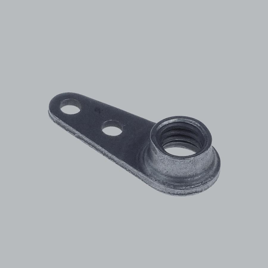 M8x1.25 single lug fixed anchor nut