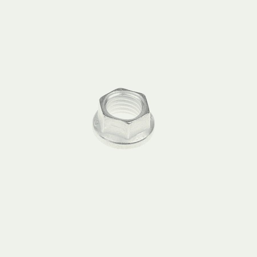 .2500-28 UNJF-3B hi-temp K-nut hexagonal A286 + silver plating