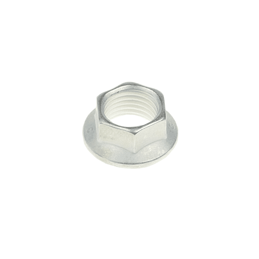 .3750-24 UNJF-3B hi-temp K-nut hexagonal A286 + silver plating