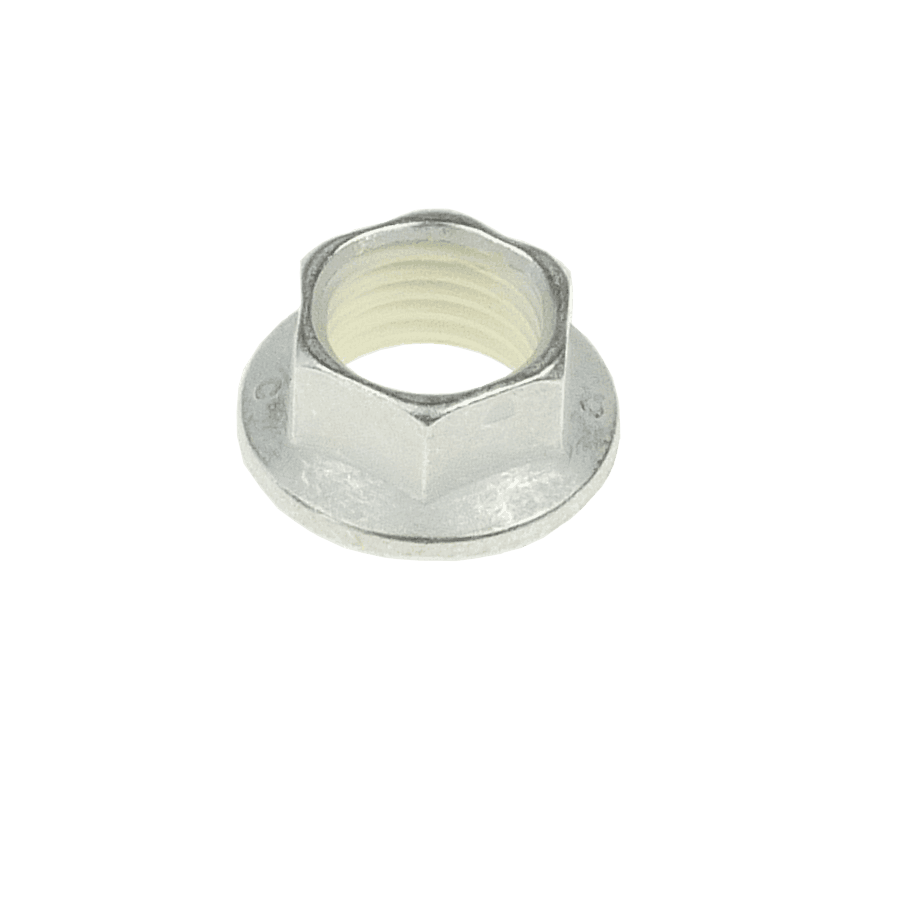 .4375-20 UNJF-3B hi-temp K-nut hexagonal A286 + silver plating