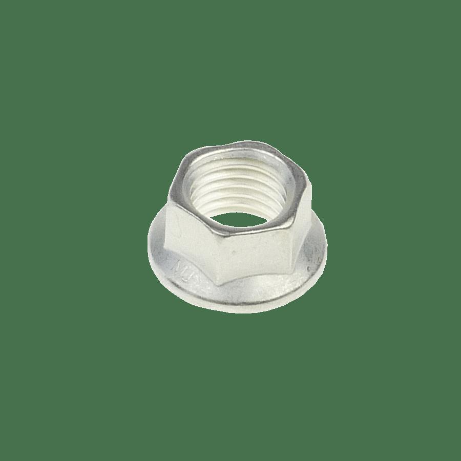 M10x1.25 hi-temp K-nut hexagonal A286 + silver plating