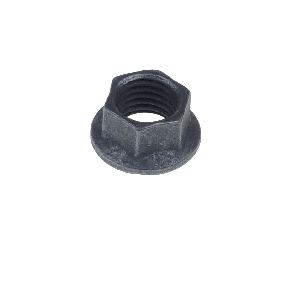 M10x1.25 hexagonal K-nut standard moly coated