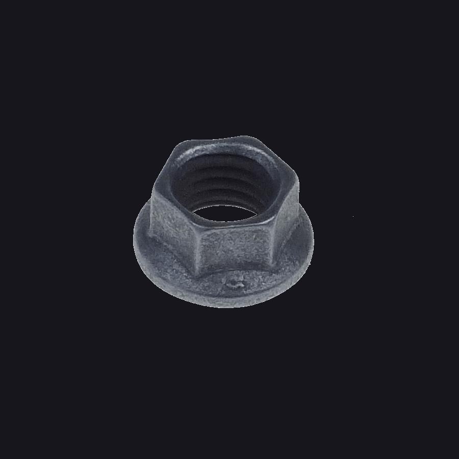 M10x1.5 hexagonal K-nut standard moly coated