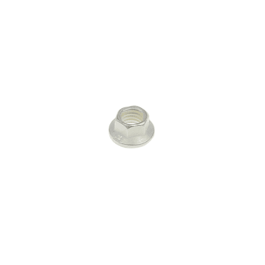 M4x0.7 hi-temp K-nut hexagonal A286 + silver plating
