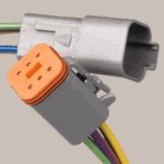 Deutsch DT series sealed connectors