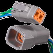 Deutsch DTM series sealed connectors